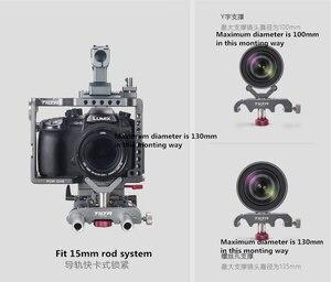 Image 5 - Tilta Soporte de lente de 15MM LS T03 LS T05 de lente Pro de 19MM, LS T08 de soporte para lente de zoom largo