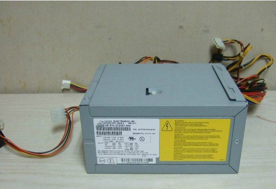 Original XW9300 server power supply DPS-750CB A 377788-001 372357-003