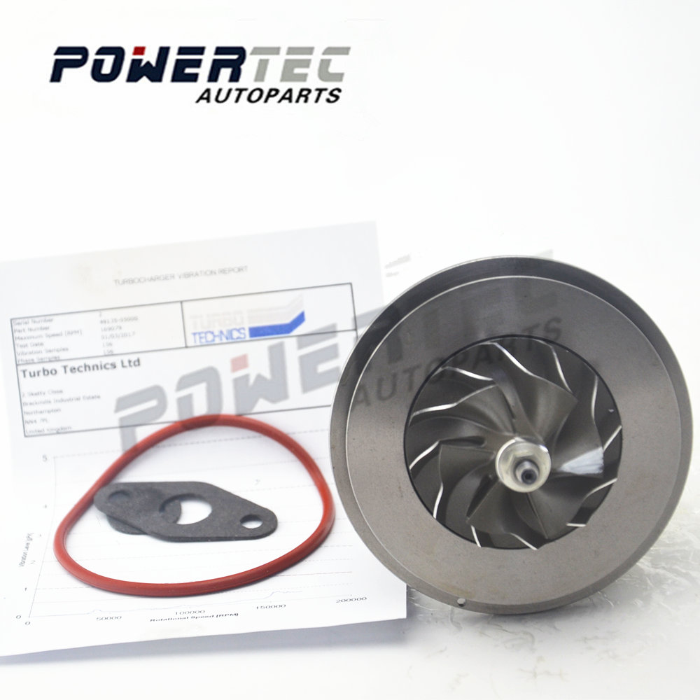 NEW Turbocharger Cartridge Core Chra Turbine For Iveco Daily New Turbo Daily  103hp / 122hp 8140.23.3700- 49135-05010 99450704