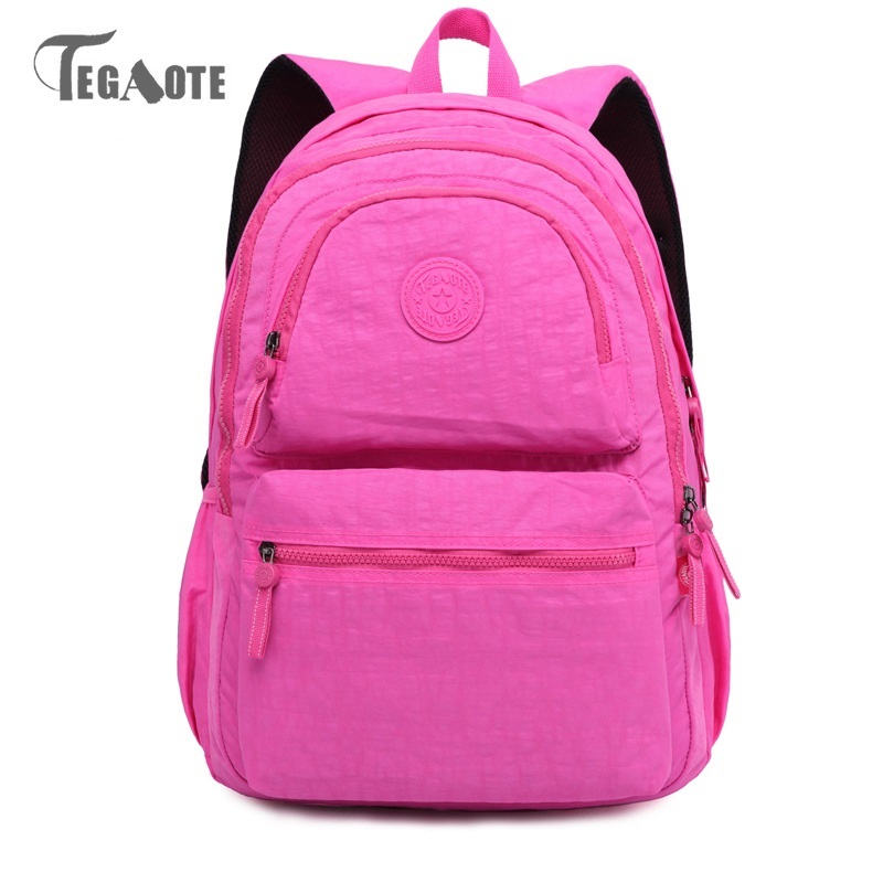 M067 Multifunction Backpacks Women School Backpack for Teenage Girls Mochila Feminina Escolar Nylon Travel Laptop Bagpack Female vintage tassel women backpack nubuck pu leather backpacks for teenage girls female school shoulder bags bagpack mochila escolar