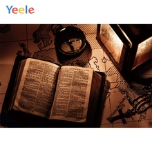 Yeele Wallpaper Photography Backdrops Book Cross Retro Room Decor Family Personalized Photographic Backgrounds For Photo Studio