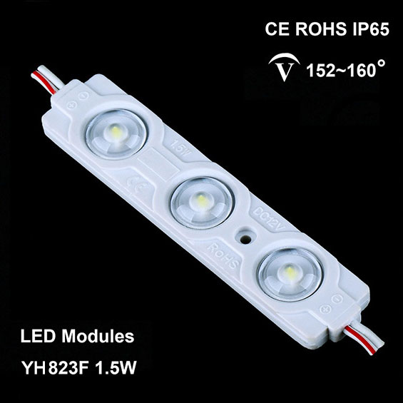 Hight 5630 LED lights DC12V SMD 5730 LED Module 3LED 1 5w pc Waterproof For Advertising