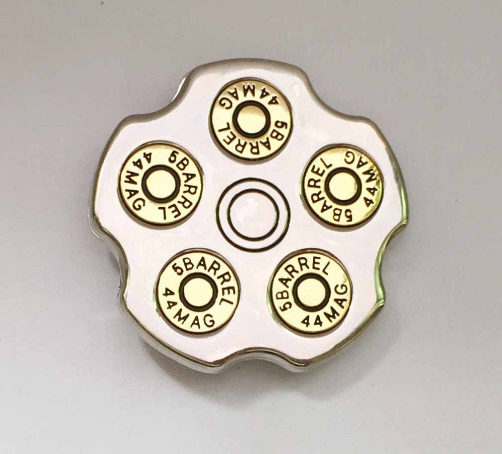 Home & Garden 5barrel 44mag Bullet Spinner Belt Buckle Arts,crafts & Sewing