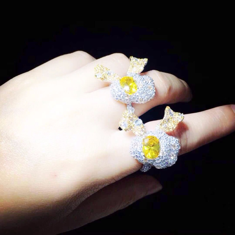 Qi Xuan_Trendy Jewelry_Irregular Ring Refined Cute Promotional Offer_S925 Solid Sliver Fashion Ring_Manufacturer Directly Sale Qi Xuan_Trendy Jewelry_Irregular Ring Refined Cute Promotional Offer_S925 Solid Sliver Fashion Ring_Manufacturer Directly Sale