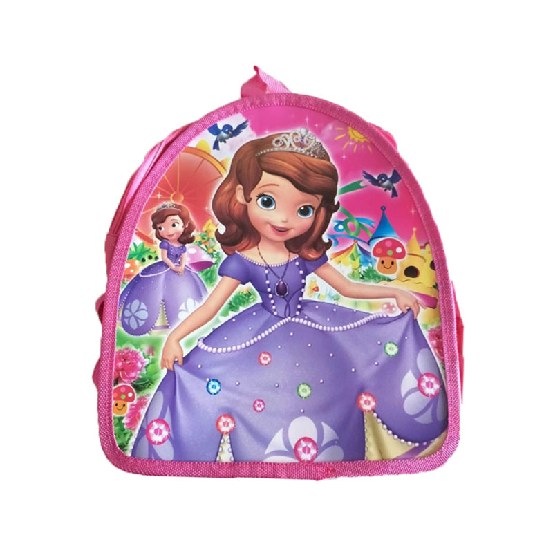 1PCS New School Bags For Kids Cartoon Animals Hello Kitty Spiderman Children Baby Kindergarten Book Bag Girl Boy Gift
