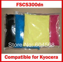 High Quality Compatible for  Kyocera mita fsc5300dn/fsc5300/5300 Chemical Color Toner Powder Free Shipping