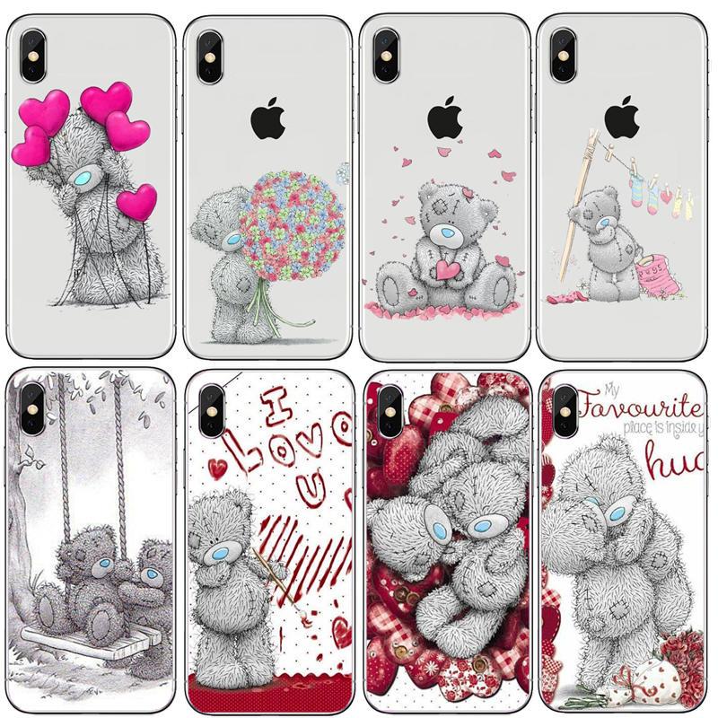 iphone 8 case tatty teddy