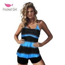 Pocket-Girl-2018-M-4XL-Plus-Women-Bikini-Set-Gradient-Swimwear-Sexy-Beach-Bathing-Suits-Swim