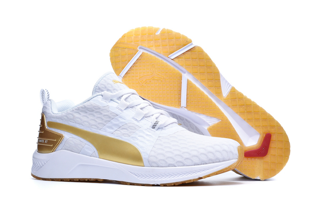 7679cc78bd78 New Arrival PUMA IGNITE XT V2 188987 Men s shoes Breathable Badminton Shoes  Sneakers size40-45