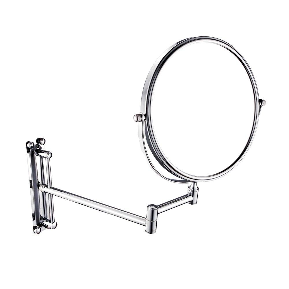 Gurun Makeup Mirror-8 Inch 10X Magnifier Mirror Wall Mounted Mirror Professional  Vanity Blank Free shipping M1106 1 piece free shipping anodizing aluminium amplifiers black wall mounted distribution case 80x234x250mm