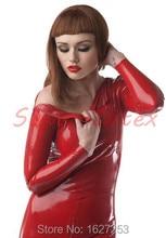 latex catsuit rubber leotard shoulder zipper crotch zipper latex zentai