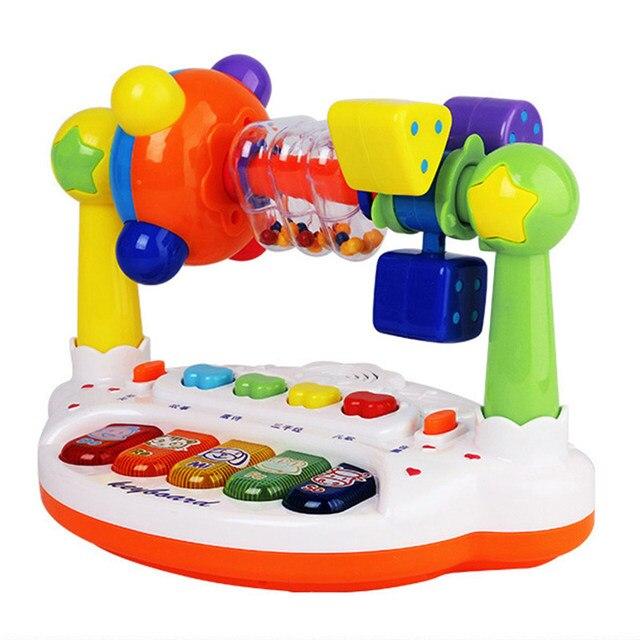 Piano para niños juguetes educativos Piano Musical instrumentos musicales para niños Piano