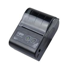 цена RD-5802LD mini bluetooth wireless thermal receipt printer 58mm receipt printer with pocket size for restaurant support android онлайн в 2017 году