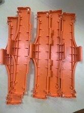 10PCS Free shipping stock Plastic Orange cap  of Toner Cartridge for HPcc530 531 532 533 Cover