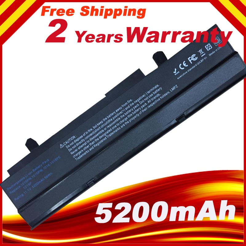 Replacement Laptop battery For ASUS Eee PC <font><b>1015</b></font> EEE PC 1215 EEE PC 1016 <font><b>A31</b></font>-<font><b>1015</b></font> A32-<font><b>1015</b></font> AL31-<font><b>1015</b></font> PL32-<font><b>1015</b></font> battery image