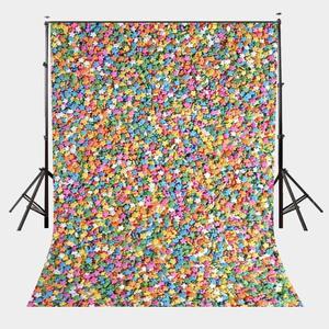 Image 1 - 5x7ft カラフルな星写真撮影の背景写真スタジオの背景の小道具