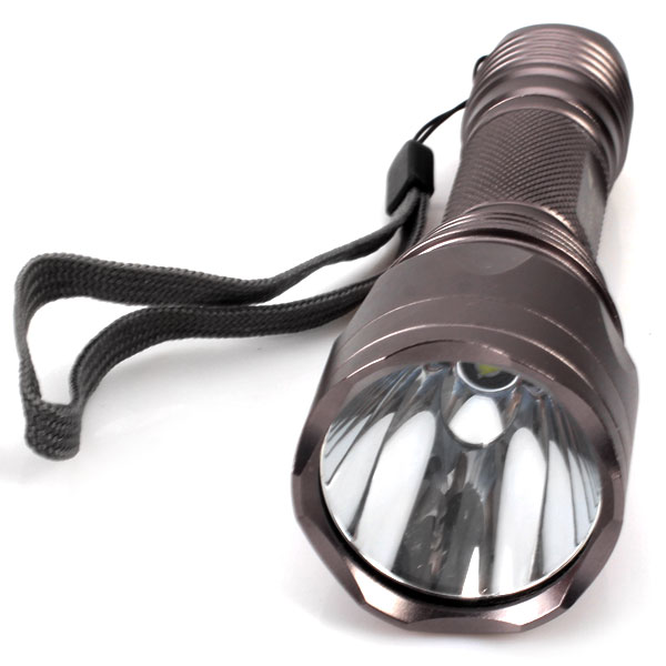 Low Power Consumption TS-C10 Cree XM-L T6 1000 Lumens 5 Modes Flashlight