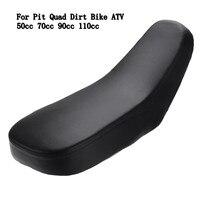 53 X 19cm Black Foam Seat ATV Seat For Pit Quad Dirt Bike ATV 4 Wheeler