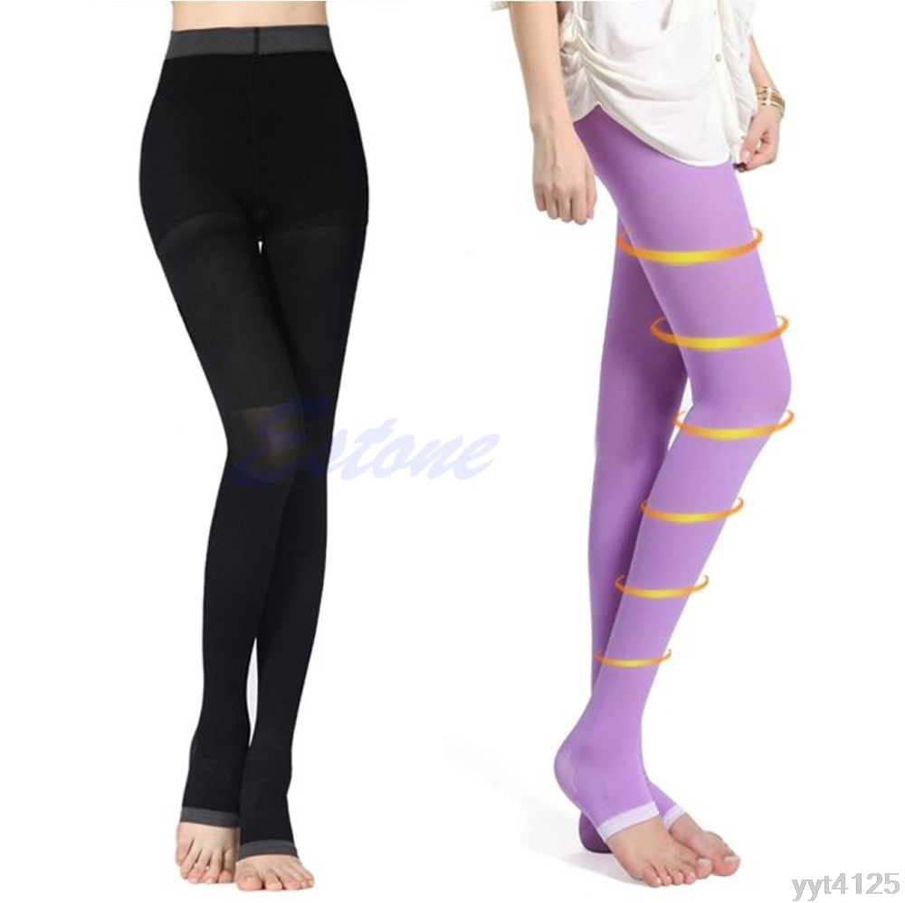 Women Beauty Slim Sleeping Leg Shape Compression Burn Fat Thin Pantyhose Night Shaping Stovepipe Sleep Siamese Pants wholesale