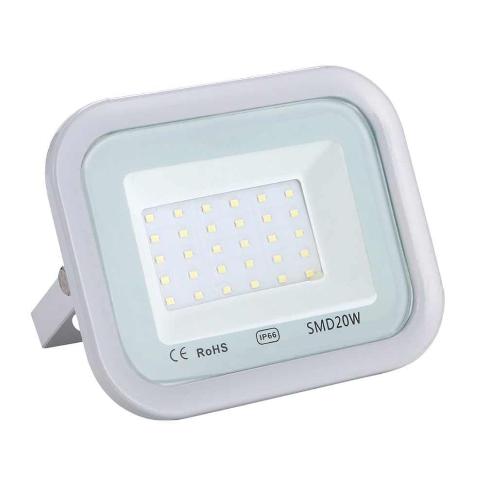 20W 30W 50W 100W Led SpotLights Outdoor IP66 Waterproof led Floodlight reflektor led Garden Light Exterior Led  wall flood light