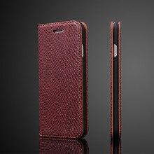ANTECASE Модные Кожаные чехлы-флип для iPhone 7/7plus кожаный чехол-книжка слот для карт чехол для iPhone 7 Plus