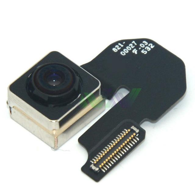 Para a apple 6 s voltar câmera traseira módulo flex cable fita peças de reposição para iphone 6 s 4.7 polegadas