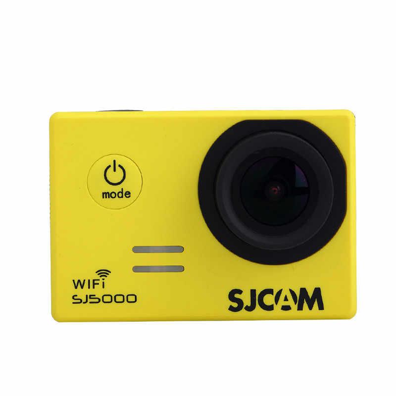 """SJCAM SJ5000 WiFi Экшн-камера 14MP 2,0 """"lcd SJ5000 WiFi Спортивная DV видеокамера 170 объектив водонепроницаемая Спортивная камера 2 K шлем камера"""