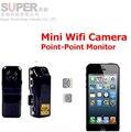 Mini videocámaras Md81 WiFi de la cámara mini dv dvr de la cámara wifi Grabar Vídeo videocámara wifi mini cámara Inalámbrica IP de La Cámara 32 GB opción