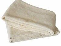 Sinland NATÜRLICHE GÄMSEN Leder Auto Reinigung Handtücher Trocknen Waschen Tuch  XL Mega Größe (6 5 sq ft) 50 stück|Reinigungstücher|Heim und Garten -
