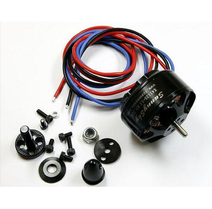 SUNNYSKY X4112S 320KV 400KV 485KV Outrunner Brushless Motor KV320 KV400 KV485 for RC UAV Multi-rotor Aircraft Quadcopter Drone 4set lot original sunnysky x2206s 2100kv 2380kv outrunner brushless motor cw ccw x2206s for qav250 330 rc multicopter