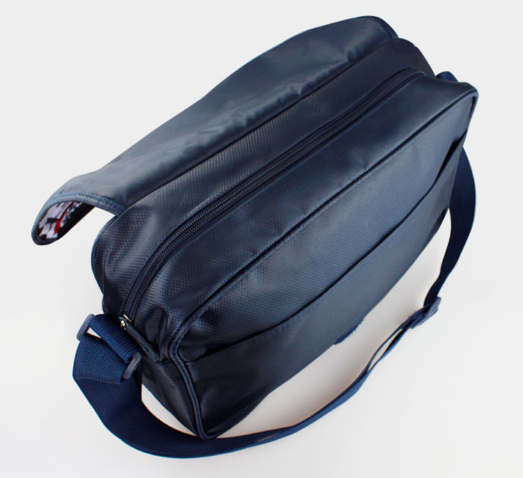 In Bag Uccidono Tracolla messenger Con A Poliestere Ga Stampato Akame Colorato Borsa qwAggT