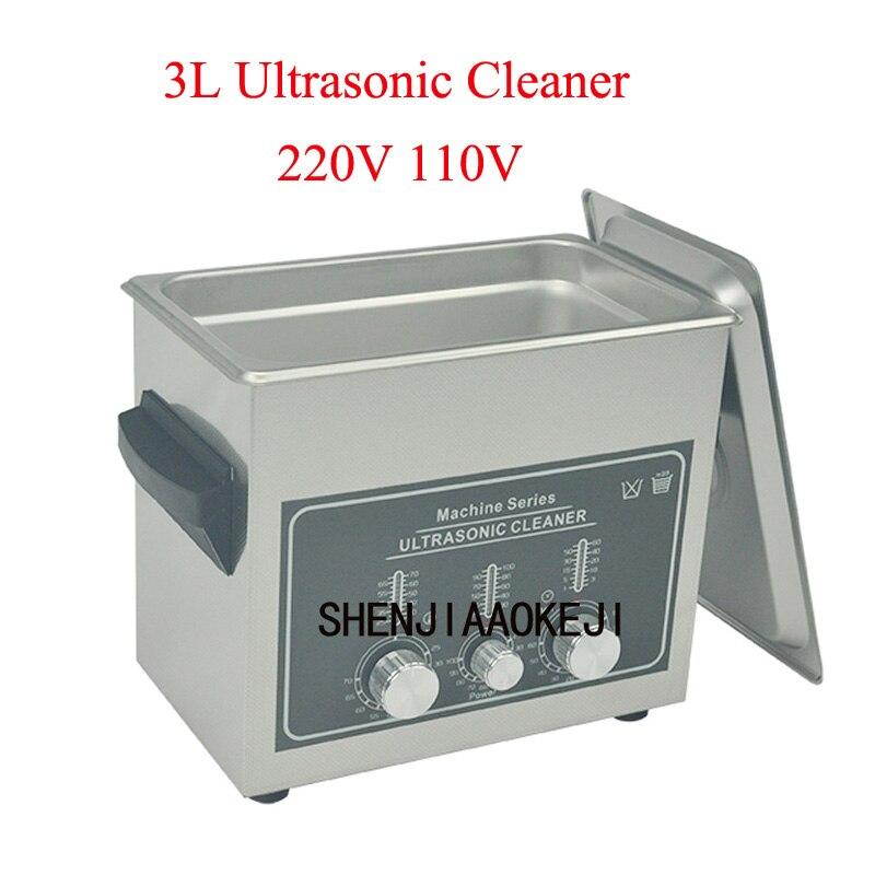 Ультразвуковой очиститель из нержавеющей стали M3000 220V 110V для оборудования связи ультразвуковая Очистительная Машина лабораторный очистит
