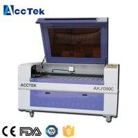 Китай машины 100 Вт Reci лазерная трубка CO2 лазерная маркировочная машина 1390 лазерный маркер с алюминиевым профилем таблицы