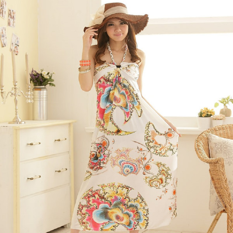 new summer womens dresses print beach dresses maternity/pregnancy dresses suspenders dress maternity clothing 16653