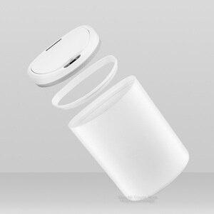 Image 4 - Youpin NINESTARS حاوية القمامة الذكية ذكي التعريفي التلقائي محس حركة علبة مهملات 10L سعة كبيرة