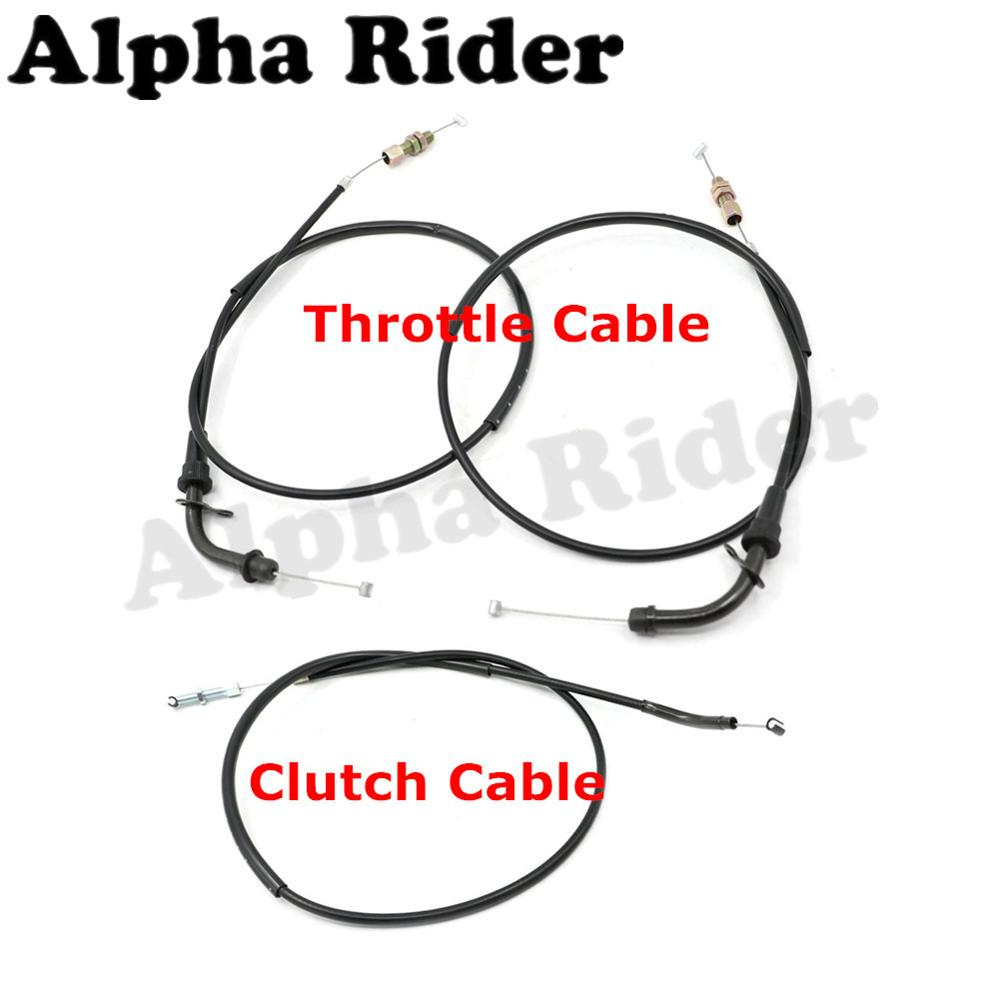 clutch cable rope control wire oil throttle line for. Black Bedroom Furniture Sets. Home Design Ideas