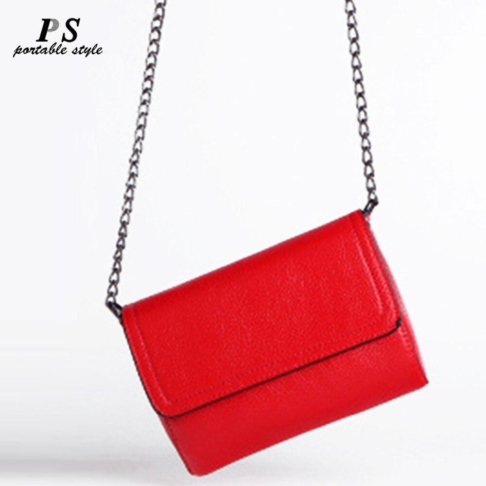 2019 New Women Shoulder Messenger Bags Genuine Leather Handbag Female Fashion Crossbody Bag Ladies Solid Small Tote Bag Purse