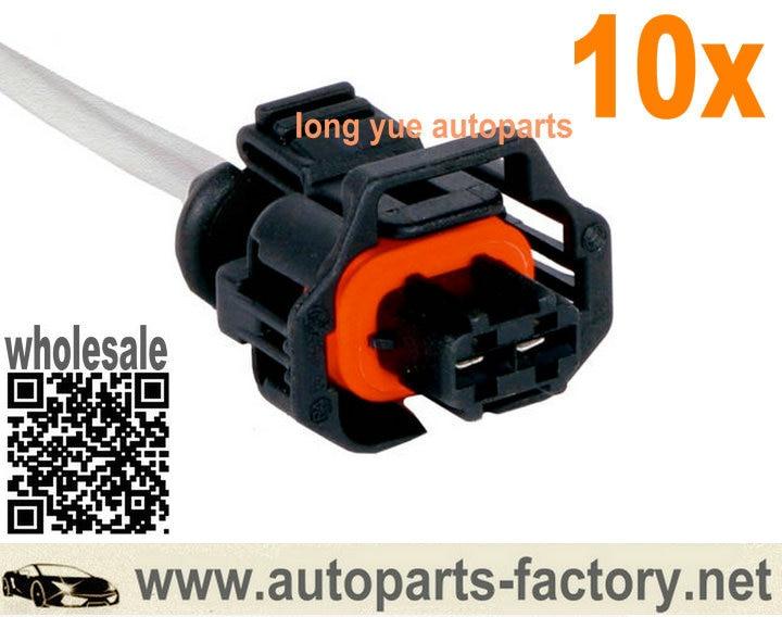 long yue 10pcs connector pigtail fits engine rh sites google com