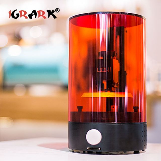 Sparkmaker גבוהה רזולוציה SLA/LCD 3D מדפסת עבור תכשיטי Prototyping