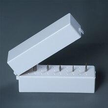 Полка для демонстрации девушек и женщин, 30 отверстий, маникюрная коробка, держатель для сверл для ногтей