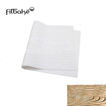 FILBAKE New Style Cake Be Mold DIY Bark Turned Sugar Lace Printing Around Edge Of High Quality Silicone Tools