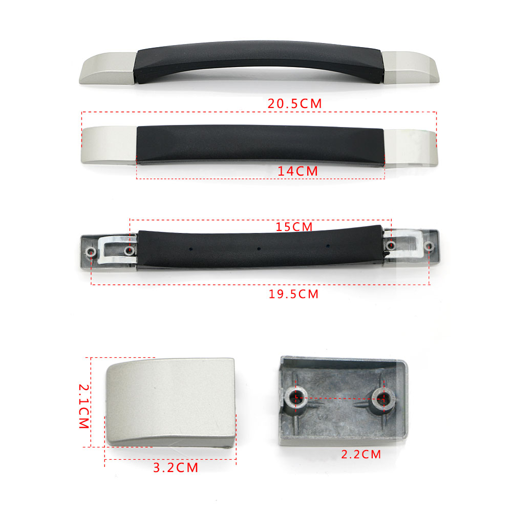 Suitcase Luggage Flexible B009 Handle 14cm Spare Strap Handle Grip Replacement
