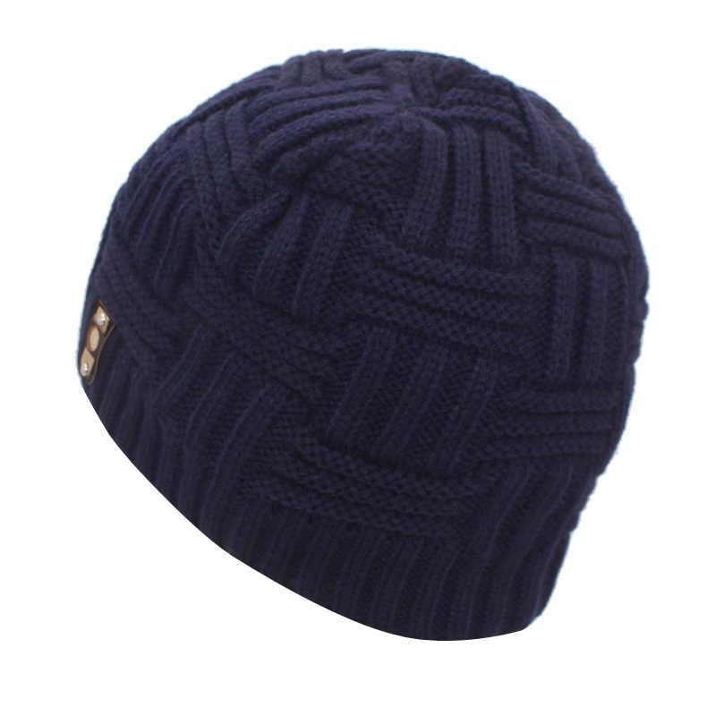 YOUBOME kış şapka erkekler Skullies Beanies örgü şapkalar erkekler kadınlar için maskesi erkek sıcak yumuşak kalın kaput Gorras örgü bere şapka kap