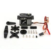 JX CLS 12V7346 46KG Metal Steering Digital Gear Coreless Servo with 12V HV High Torque Voltage forRCCar Robot Drone