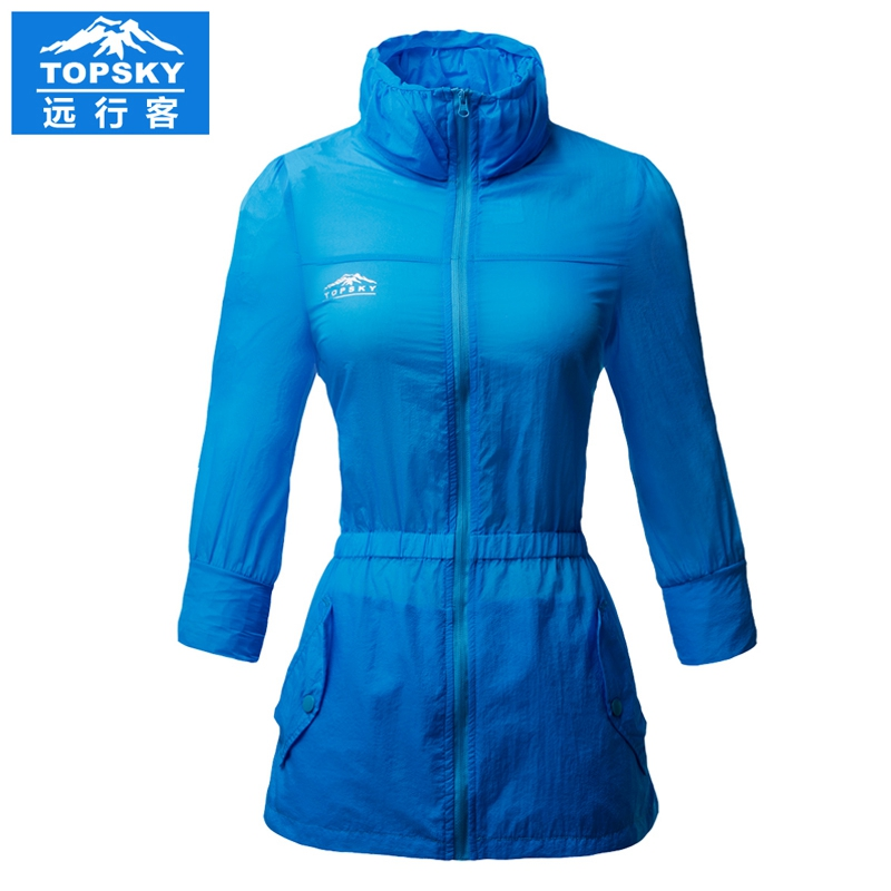 Topsky outdoor ultralight coat quick dry skin font b jacket b font breathable hoodies font b