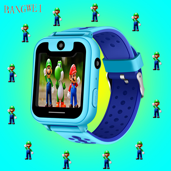 Reloj2019 Baby Kid Smart Watch SOS Emergency Call Children Watch Security Location Tracker Support Android Mobile Phone SIM Card smart children watch sport style smart watch for children tracker sos call sleep tracker smart watch for huawei xiaomi samsung