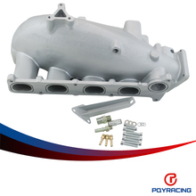 PQY SOTRE-NEW INTAKE MANIFOLD FOR MAZDA 3 MZR FOR FORD FOCUS DURATEC 2.0/2.3 ENGINE CAST ALUMINUM INTAKE MANIFOLD
