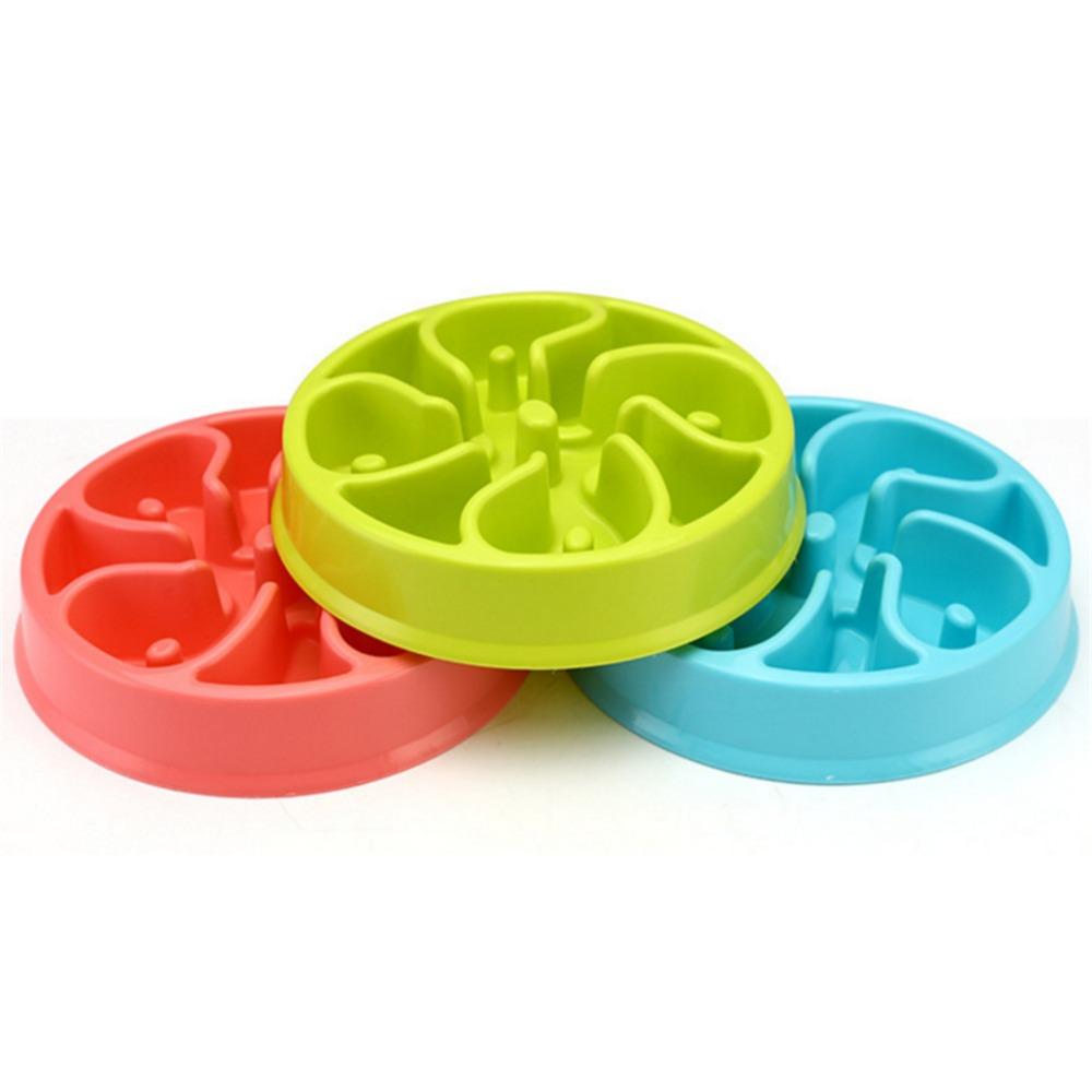 Tazones de plastico para alimentación de mascotas 2