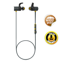 PLEXTONE BX343 Cordless Hands Free Bluetooth Headphone Sport Stereo In Ear Wireless Earphone With Microphone For