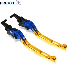 цена на Motorcycle Accessories Foldable Brake Clutch Levers For Honda CB919 cb900f hornet 2001-2008 2002 2003 2004 2005 2006 2007 2008